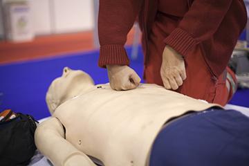 first aid training banbury